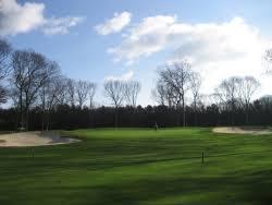 golf on island