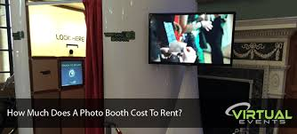 photo booth rental cost how much does a photo booth cost to rent events photo
