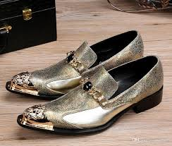 wedding shoes europe promotion new men sequins loafers party wedding shoes