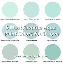 Kitchen Color Paint Ideas Best 25 Aqua Paint Colors Ideas On Pinterest Palladian Blue