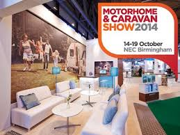 home design show nec the motorhome and caravan show nec october not long now