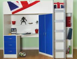 wardrobe wonderful kids cabin beds with wardrobes kids bunk bed
