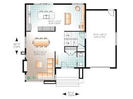 modern home plan contemporary house plans modern two home plan 027h 0336