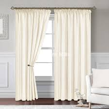 Pencil Pleat Curtains Ready Made Pencil Pleat Curtains Chiltern Mills