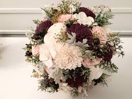 sola flowers burgundy and blush wedding bouquet sola flowers choose colors