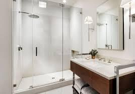 37 fantastic frameless glass shower door ideas home remodeling brooklyn bath frameless glass shower doors