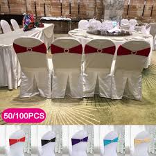 chair covers and sashes 100 chair sashes venue decorations ebay