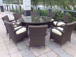 8 seat patio table 8 seater garden table 8 seat outdoor dining table stylish 8 seat