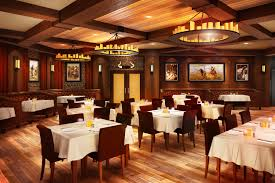 steakhouse restaurant design