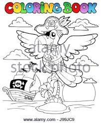 colour paint boat painted pirate colouring book rowing boat