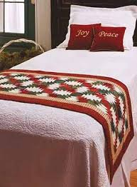 Ideas For Christmas Quilts by 194 Best Quilts Christmas Tablerunner Images On Pinterest