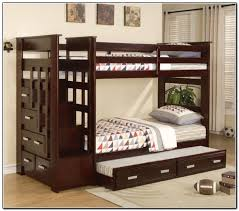 Wooden Bunk Bed With Stairs Creative Of Wooden Bunk Bed With Stairs Wood Bunk Beds With Desk