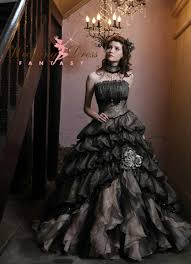 black wedding dress black wedding dress