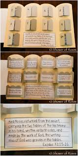 best 25 ten commandments craft ideas on pinterest 10