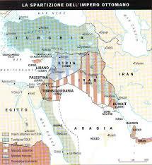 caduta impero ottomano disastri colonialismo