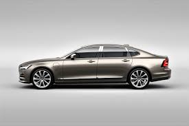 vwvortex com volvo s90 updated for 2018 long wheelbase now