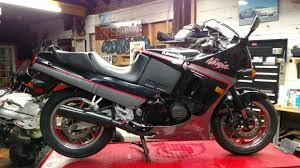1991 600 ninja motorcycles for sale