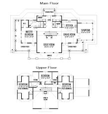 Post And Beam Floor Plans Cranbrook Post Beam Retreats Cottages Cedar Homes Custom Post