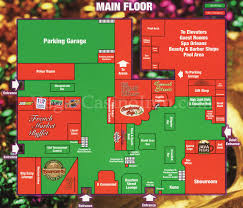 Las Vegas Hotel Strip Map by Las Vegas Casino Property Maps And Floor Plans Vegascasinoinfo Com
