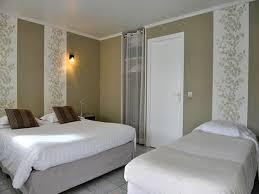 chambre de motel hôtel les bleuets 3 étoiles à honfleur dans le calvados tourisme