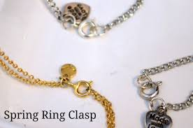 clasps necklace images 8 types of jewelry clasps and how to use them in projects jpg