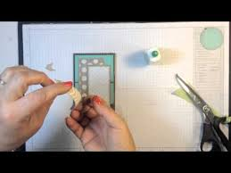 stampin u0027 up video tutorial masculine birthday card idea youtube