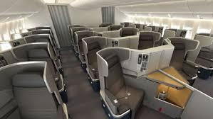 air reservation siege airlines déploie ses nouveaux sièges affaires