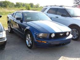 mustang 2009 for sale ford mustang for sale or used ford mustang near tx