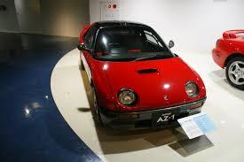 autozam az 1 z wizytą w mazda museum miatasm com