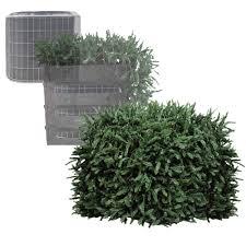 Fake Bushes Faux Shrub Utility Cover The Green Head