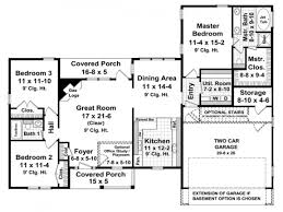 square feet four bed room house plan architecture kerala square foot house plans one storyfoot home ideas picture with car garage