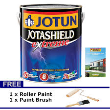 jotun jotashield extreme 5l exterior paint 8 years protection