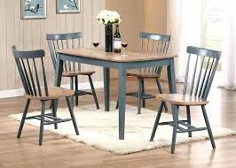 Stone Dining Room Table - extraordinary blue dining table painted table in a cottage dining