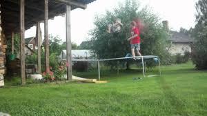 best summer trampoline tricks 2012 insane combos triple front