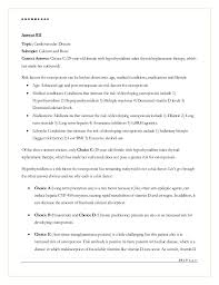 Investment Banking Sample Resume by Internal Medicine Practice Questions For Abim Exam Nbme Internal Me U2026