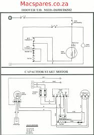 diagram single phase motor wiring capacitor start run with two 2 fan