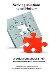 Seeking Parents Guide Seeking Solutions To Self Injury The Parents And Families Guide