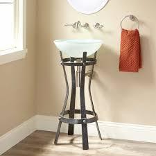 vessel sinks vessel sink stands miami fl iron metal wood stand