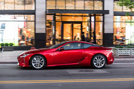 lexus two door coupes one week with 2018 lexus lc 500 automobile magazine