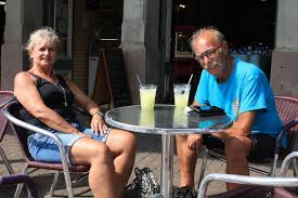 galveston com humans of galveston german couple make a pit stop