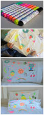 a fun activity for kids design your own pillow case my class