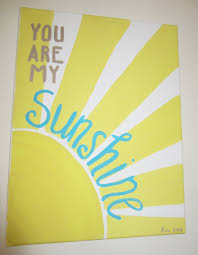 You Are My Sunshine Decorations This Is How A Word Nerd And A Map Nerd Decorate Their Kid U0027s