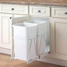 kitchen island trash mobile kitchen island w trash canbag storage cabinet bed bath and