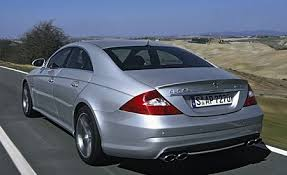 mercedes amg 2007 2007 mercedes cls63 amg take road test reviews
