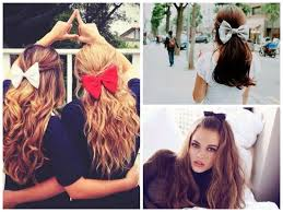what type of hairstyles are they wearing in trinidad the cutest ways to wear a bow hair world magazine