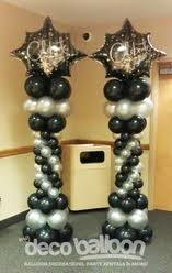 Balloons Decoration For New Year by Happy 51st Birthday Recherche Google 30e Et 35e Party Pinterest
