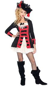 teen girls pretty pirate captain costume costumes pinterest