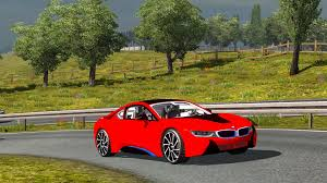 bmw supercar interior bmw i8 interior v3 0 1 28 x car mod euro truck simulator 2 mods