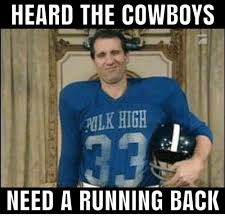 Cowboys Memes - heard the cowboys lk high need a running bacic dallas cowboys