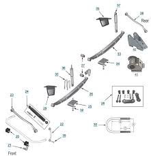 jeep jk suspension diagram five star yj wrangler replacement suspension 4wd com